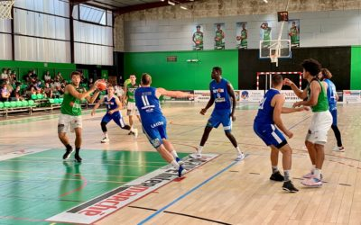 Match de préparation contre SOPCC Basket (NM1)
