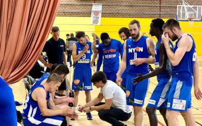 Match de préparation contre Dudelange (Luxembourg)